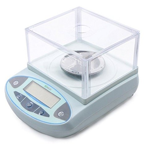 200×0.001g 1mg Digital Analytical Balance Precision Scale for Laboratories