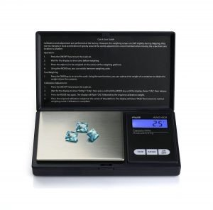American Weigh Scales AWS-600-BLK