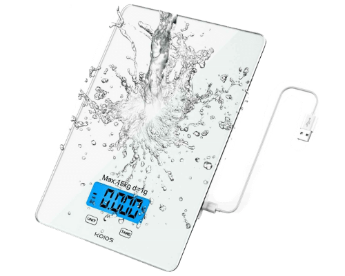 high Capacity digital kitchen scales